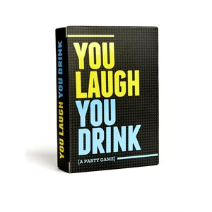You Laugh You Drink ^ AUG 1 2020 (No Amazon Sales)