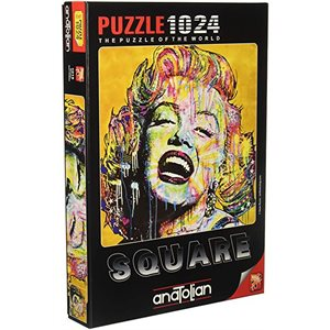 Puzzle: 1024 Marilyn