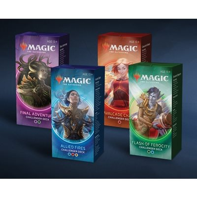 Magic the Gathering: Challenger Deck 2020 ^ APR 3 2020