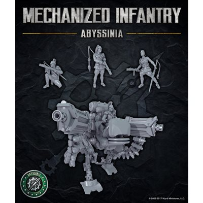 Other Side: Abyssinia - Mechanized Infantry