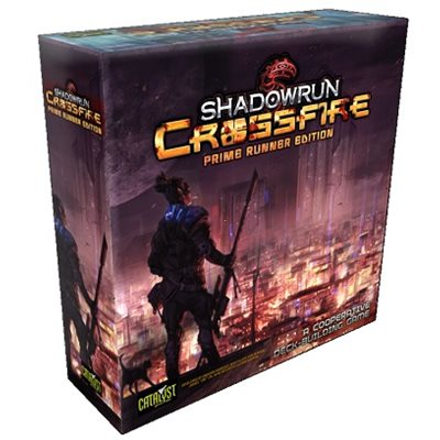 Shadowrun: Crossfire Prime Runner Edition
