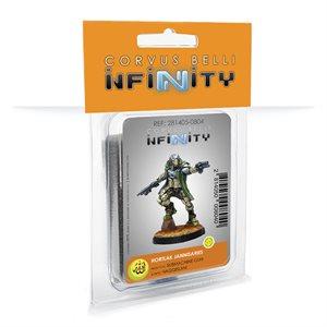 Infinity: Haqqislam Hortlak Jannisaries (Submachine gun) ^ DEC 20, 2019
