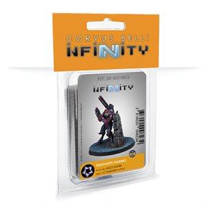 Infinity: Combined Army Shasvastii Haiduks (multi sniper) ^ MAY 30, 2020