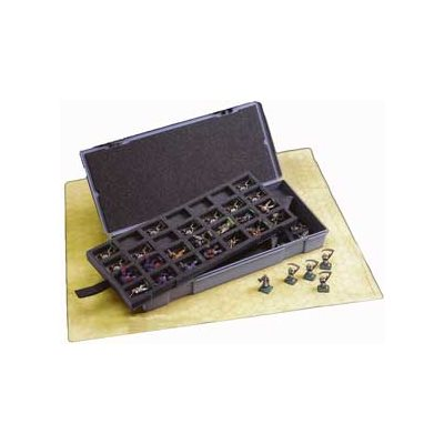 Figure Storage Box for Larger 25mm Figures (56 figures)