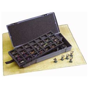 Figure Storage Box for Larger 25mm Figures (56 figures)