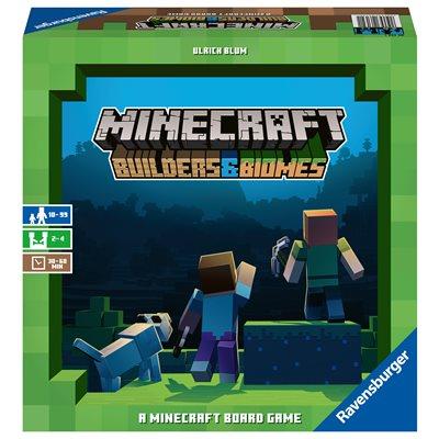 Minecraft Builders & Biomes (No Amazon Sales)
