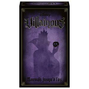 Disney Villainous: Mauvais jusqu'a l'os (No Amazon Sales)