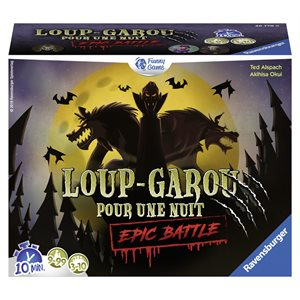 Loup Garoup Ultimate Battle (No Amazon Sales)