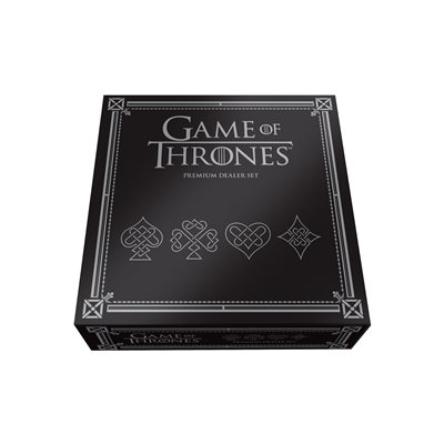 Premium Playing Cards: Game of Thrones™ (No Amazon Sales)