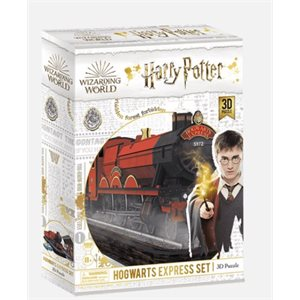 3D Puzzle: Harry Potter: Hogwarts Express (181 Pieces)