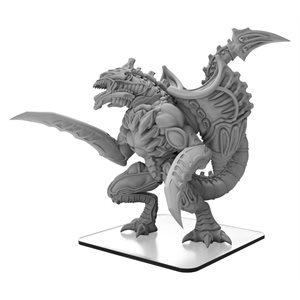 Monsterpocalypse: Megaton Mashup – Gallamaxus (metal / resin) ^ APR 24, 2020