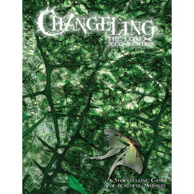 Changeling the Lost Second Edition (BOOK)