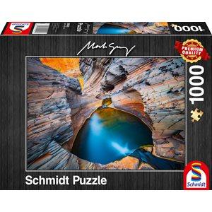 Puzzle: 1000: Mark Gray: Indigo ^ Q2 2021