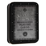 Playing Cards: Game of Thrones™ (Tin) (No Amazon Sales)