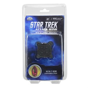 Star Trek Attack Wing - Wave 7 - Borg Scout Cube