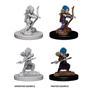 Pathfinder Deep Cuts Unpainted Miniatures: Wave 6: Gnome Female Rogue