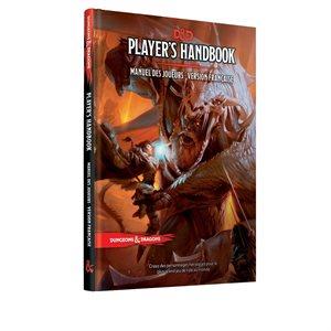 Donjons & Dragons: Manuel Des Joueurs (BOOK) (FR)