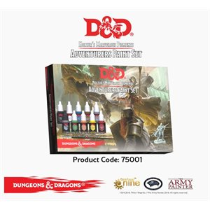 Nolzur's Marvelous Pigments: The Adventurers Paint Set