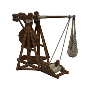 WizKids 4D Settings: War Machines: Trebuchet