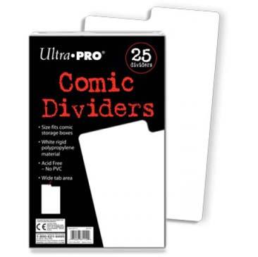 Comic Dividers (25)