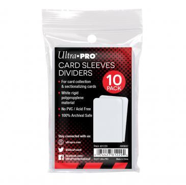 Card Divider: White (10)