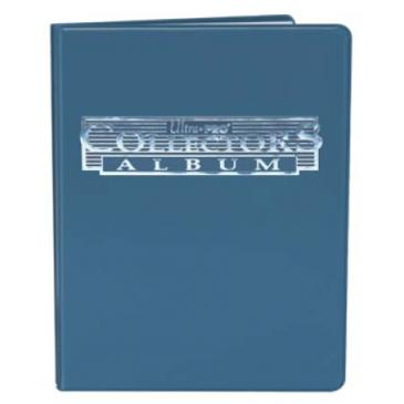 Binder: Ultra Pro 9-Pocket Blue Collectors Portfolio