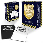 Guards Against Insanity Asylum Pack - Editions 1 to 4 (no amazon sales)