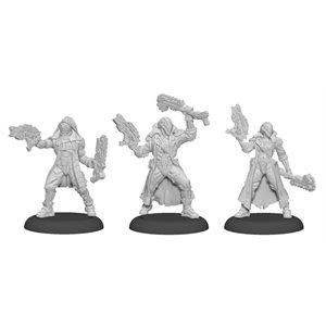 Warcaster: Aeternus Continuum - Vassal Reavers Squad (3) (metal) ^ OCT 23 2020
