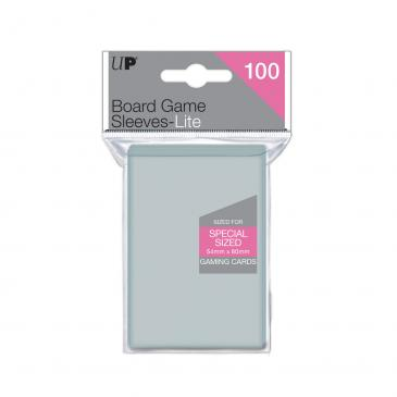 Sleeves: Lite Board Game Sleeves 54mm x 80mm (100ct)