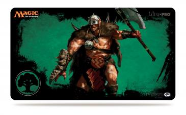 Playmat: Magic: The Gathering: Mana 4 Planeswalkers Playmat: Magic: the Gathering: Garruk