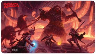 Playmat: Dungeons & Dragons Fire Giant