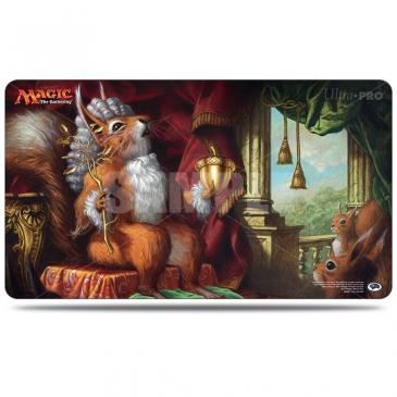 Playmat: Magic: The Gathering: Unstable Earl of Squirrel