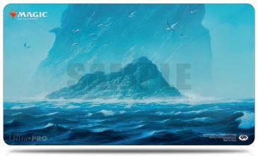 Playmat: Magic: The Gathering: Unstable Island
