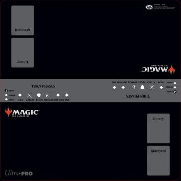 Playmat: Magic: The Gathering: 2-Player Battlefield (24 x 24)