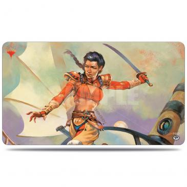 Playmat: Magic: The Gathering: Legendary Collection Captain Sisay