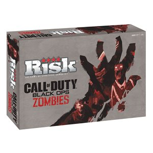Risk: Call of Duty Black Ops Zombies (No Amazon Sales)