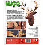 Papershape: Deer Hugo