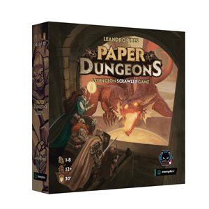 Paper Dungeons (No Amazon Sales) ^ Q4 2021