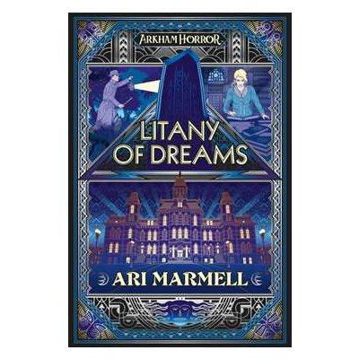 Litany of Dreams (Arkham Horror) (BOOK) ^ APR 6 2021