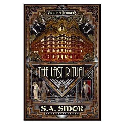 The Last Ritual (Arkham Horror) (BOOK)