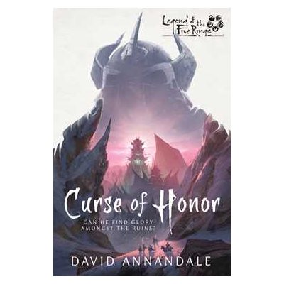 Curse of Honor (Legend of the Five Rings) (BOOK)