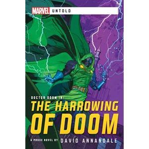 The Harrowing of Doom (Marvel: Untold) (BOOK) ^ DEC 1 2020