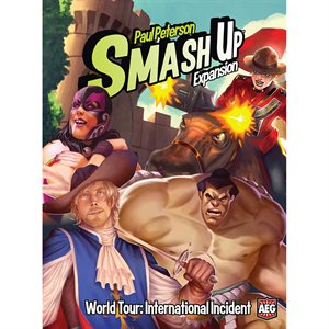 Smash Up: World Tour International Incident
