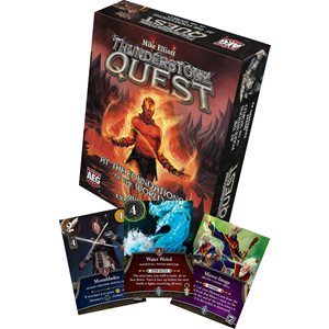 Thunderstone Quest Expansion At the Foundations of the World