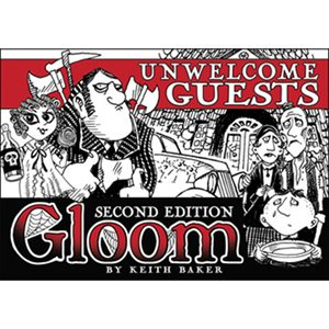 Gloom Unwelcome Guests 2nd Editon