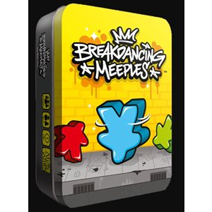 Breakdancing Meeples ^ JUL 2020
