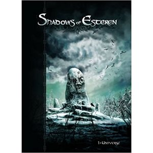 Shadows of Esteren: Roleplaying Game Book 1 Universe (BOOK)