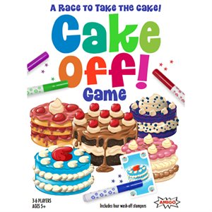 Cake Off (No Amazon Sales)