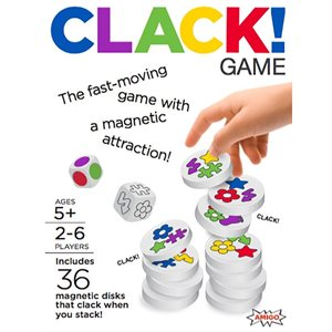 Clack! (No Amazon Sales)