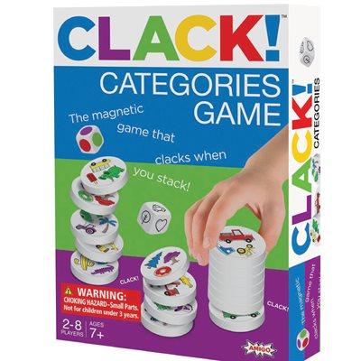 Clack! Categories (No Amazon Sales)